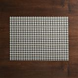 Chilewich® Windowpane Grey Placemat