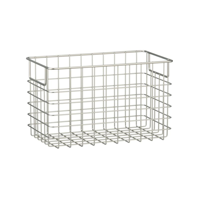 The InstallBay Garage Large Wire Basket is suitable to arrange your garden tools, bicycles, shoes and sports gear. This is a heavy duty metal wire basket. It is perfect to use with installbay garage slatwall techclux.gq: $
