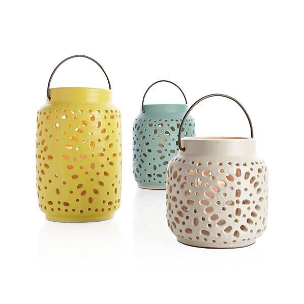 Wisteria Lanterns