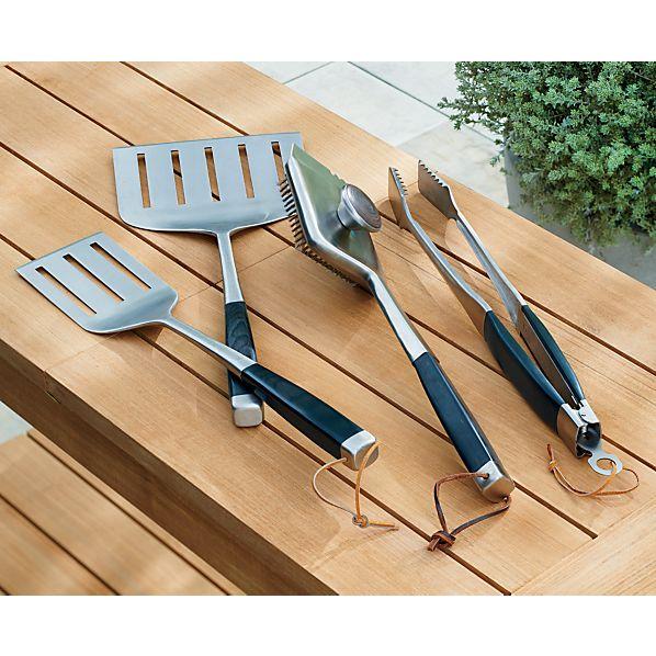 Wood-HandledGrillToolsAB15