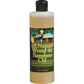 Wood & Bamboo Oil