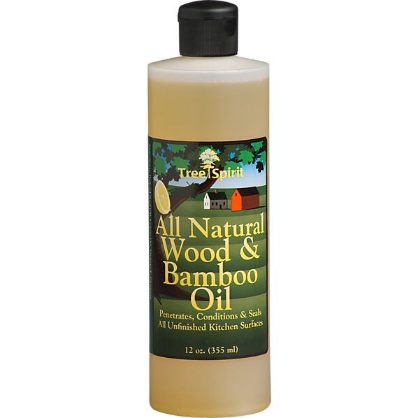 WoodAndBambooOil