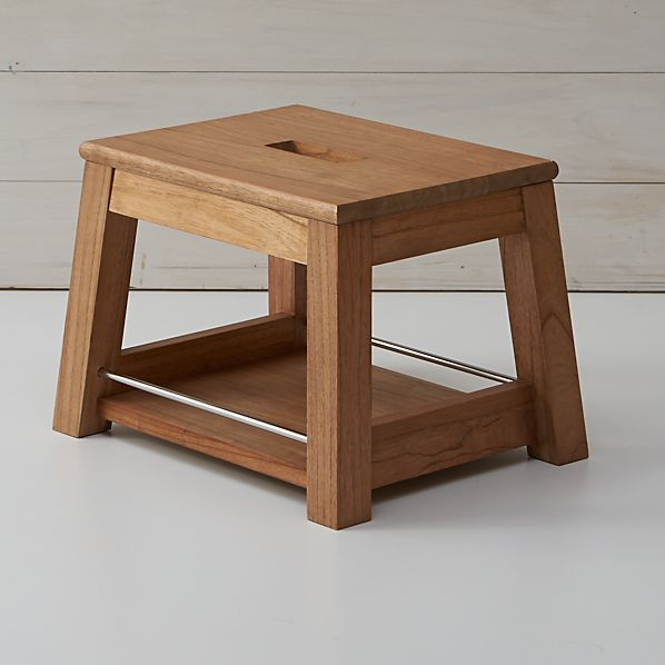 Wooden Step Ladder Stool images