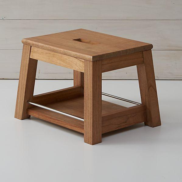 WoodenStepStoolCSS14