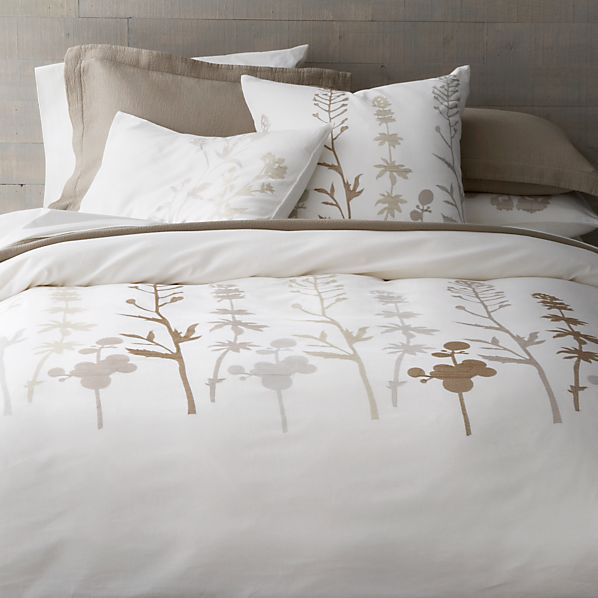 Woodland Full/Queen Duvet Cover