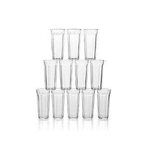 Tall Working Glasses Set of 12