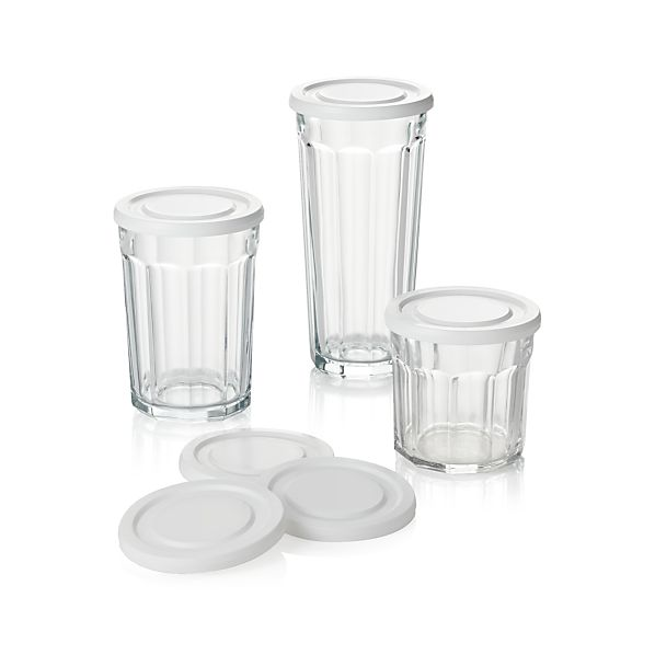 Working Glasses and Lid