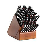 Wüsthof ® Classic 36-Piece Knife Block Set