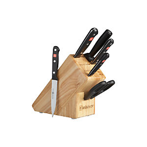 Wüsthof® Gourmet 7-Piece Knife Set
