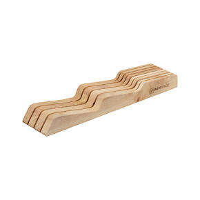 Wusthof® In Drawer 7 Slot Knife Block