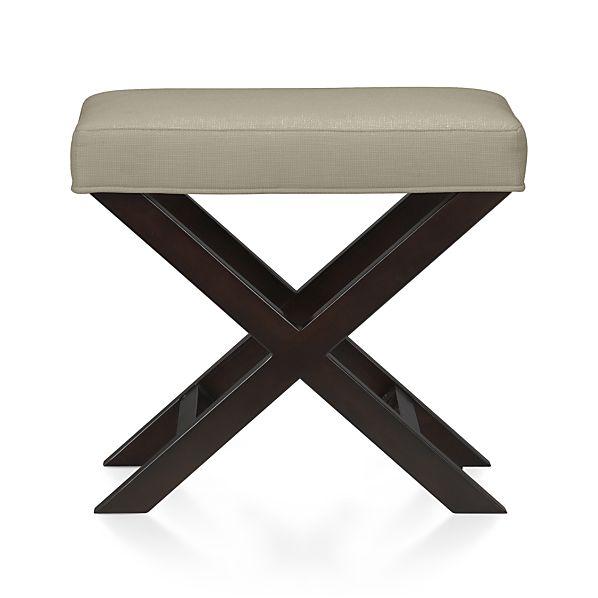 X-Base Bench-Vanity Stool