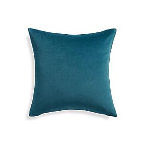 "Xander Teal 20"" Pillow"