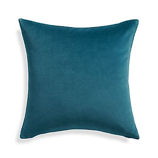 "Xander Teal 20"" Pillow"
