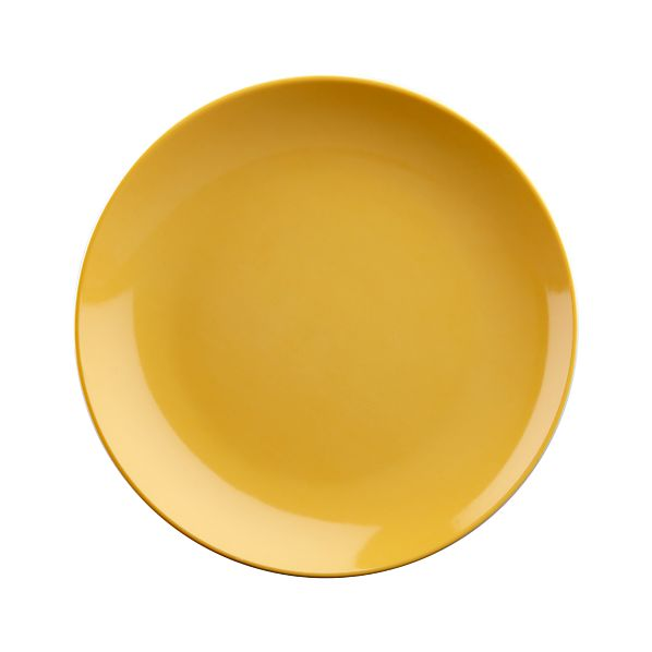 "Yellow 6.5"" Appetizer Plate"