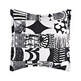 Marimekko Yhdess Black Euro Sham