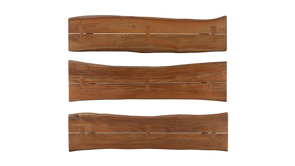 Yukon Coffee Table-Bench