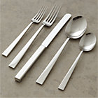 Yves 20-Piece Flatware Set: four 5-piece place settings.