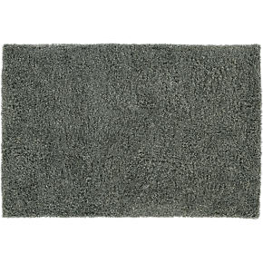 Zia Grey Shag Rug