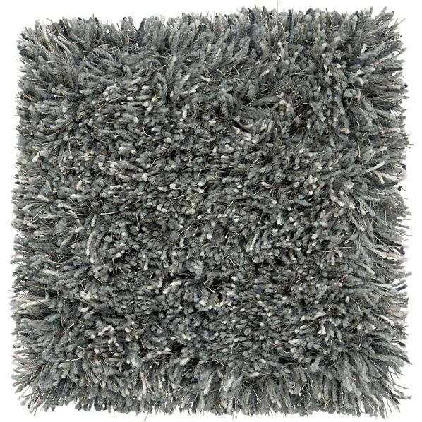 "Zia Grey 12"" sq. Rug Swatch"