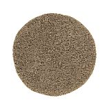 Zia Latte 6&#39; Round Shag Rug