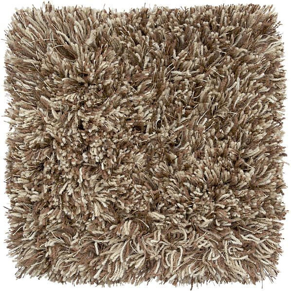 "Zia Latte 12"" sq. Rug Swatch"