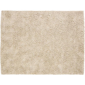 Zia Natural 8x10 Shag Rug