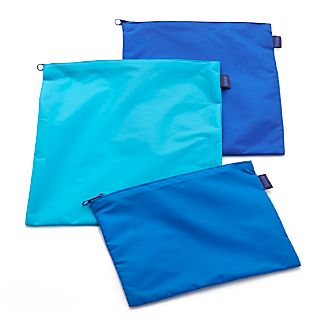 3-Piece Zipper Bag Set