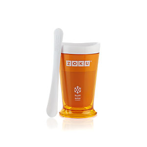 Zoku Orange Slush-Shake Cup