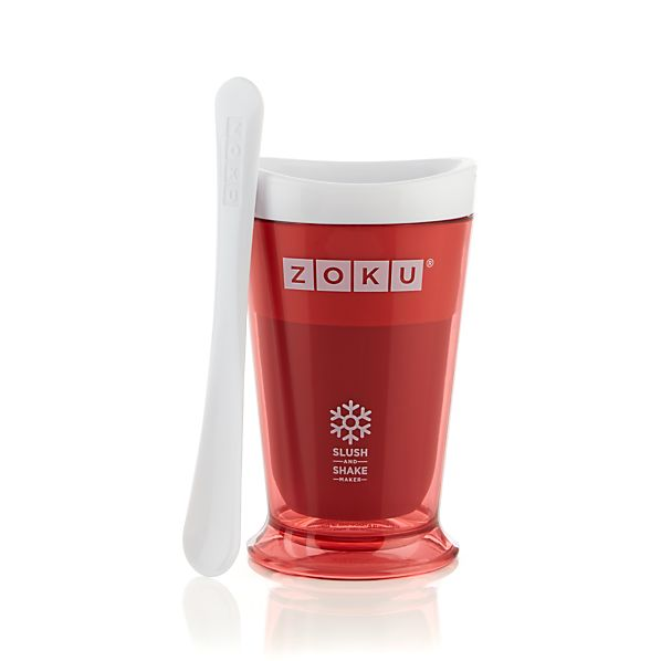 Zoku Red Slush-Shake Cup