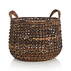 Large Zuzu Basket with Handle.