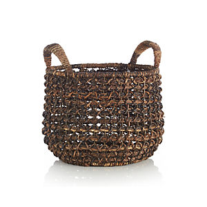 Medium Zuzu Basket with Handle
