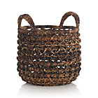 Small Zuzu Basket with Handle.