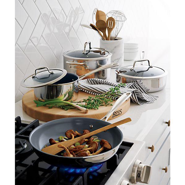 ZWILLING ® J.A. Henckels VistaClad Ceramic Nonstick 7-Piece Cookware Set