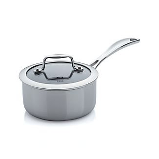ZWILLING ® J.A. Henckels VistaClad Ceramic Nonstick 1-qt. Sauce Pan with Lid