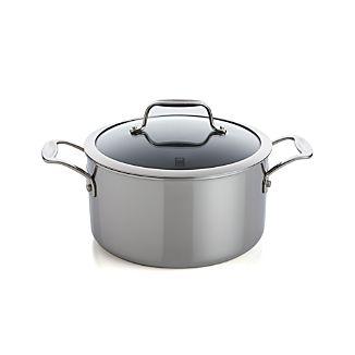 ZWILLING ® J.A. Henckels VistaClad Ceramic Nonstick 6.4 qt. Soup Pot with Lid