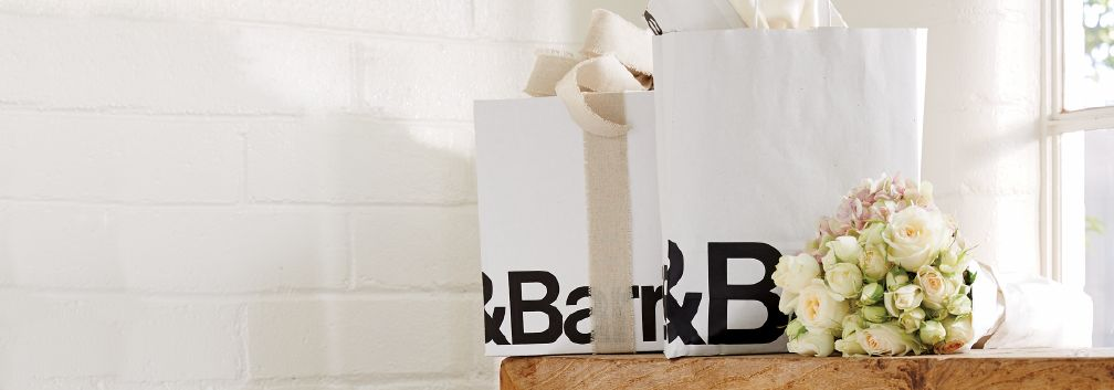Crate & Barrel Gift Bags
