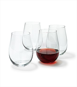 Flock Stemless Wine Glasses