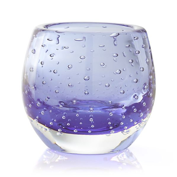 Pop Blue Candleholder