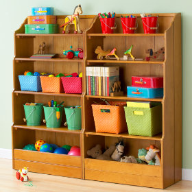 Bankable Bookcase, 60 (Lt. Honey)