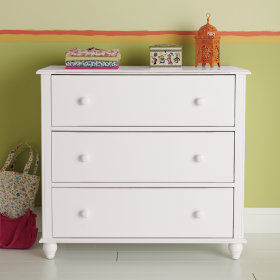 3-Drawer Jenny Lind Dresser