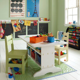 Elementary Table (White)