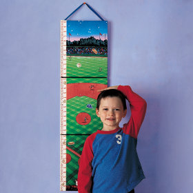Batter Up Growth Chart