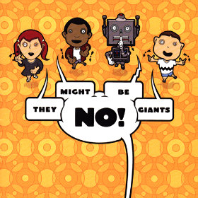 NO! Artist: They Might Be Giants
