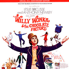 Willy Wonka & The Chocolate Factory Artist: Leslie Bricusse and Anthony Newley
