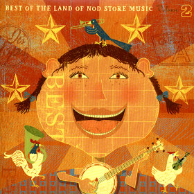 Nods Best Kids Music CD Volume 2 Various Artists
