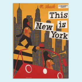 This is New York by Miroslav Sasek