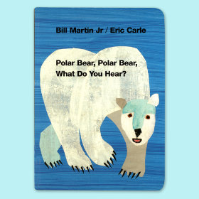 Polar Bear, Polar Bear, What Do You Hear? By Bill Martin, Jr