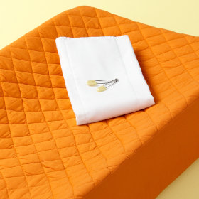 Changer Pad Cover (Orange)