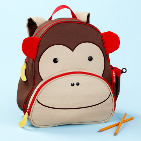 A Monkey on My Backpack
