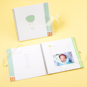 Keepsake Book